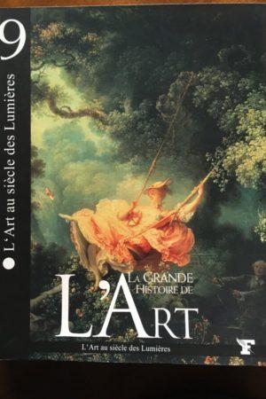 L'Art au siècle des Lumières