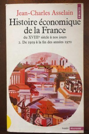 Histoire économique de la France