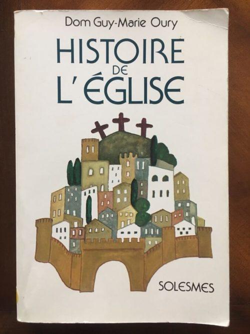 Histoire de l'église