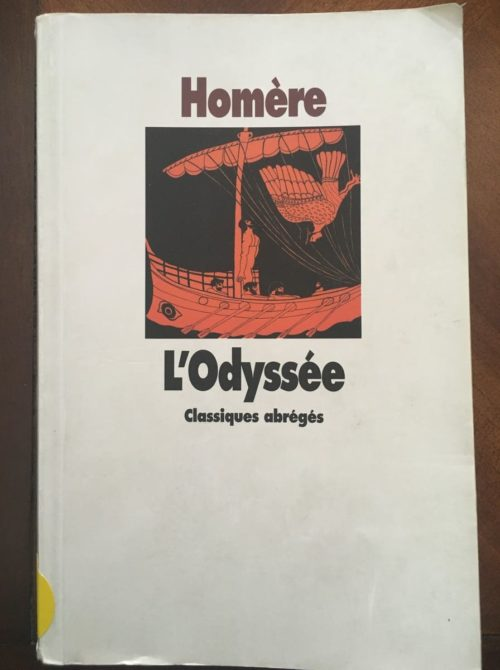 L'Odyssée abrégé