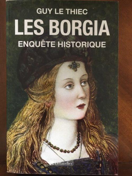 Les Borgia enquête