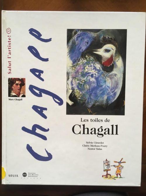 Les toiles de Chagall