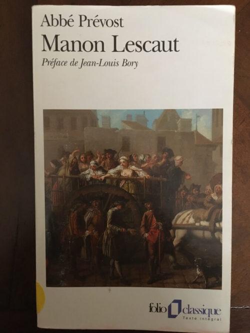 Manon Lescaut Folio