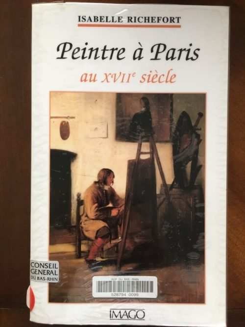 Peintre à Paris au XVIIème