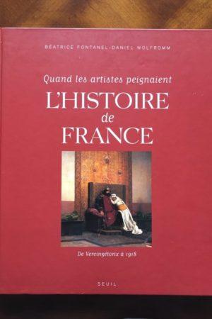 Quand les peintres peignaient l'histoire de France