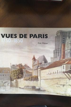 Vues de Paris 1750 1850
